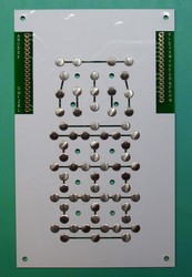 Metal dome array&PCB1